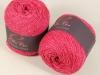 Ella Rae Rustic Lace - 75% Wolle, 25% Seide - Farbe Amaryllis