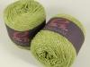 Ella Rae Rustic Lace - 75% Wolle, 25% Seide - Farbe Peridot