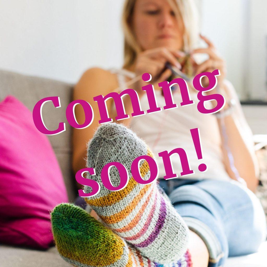 Teaser Coming Soon #Hundertsocken