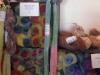Regenbogenwolle Strang